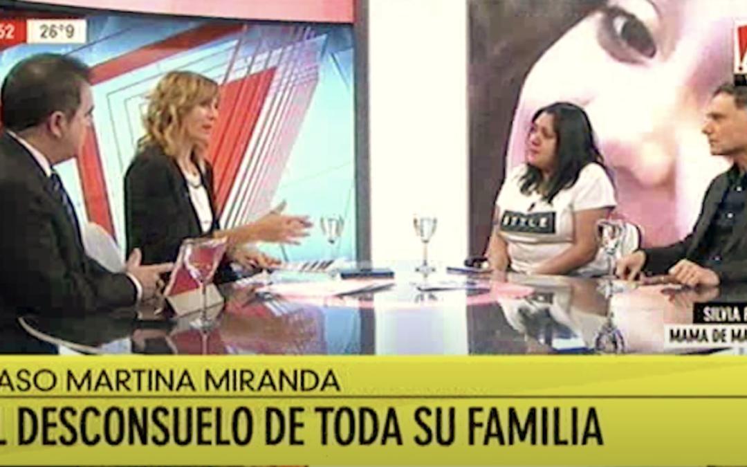 Dr. Berstein – Caso Martina Miranda – A24. Día Mundial Victimas de Tránsito – 17/11/17